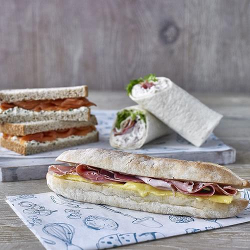 Find fresh honest food on board virgin trains east coast for Food bar on virgin trains